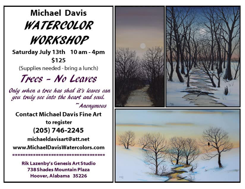 Michael Davis Workshop